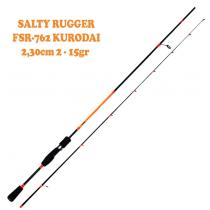 FUJIN Salty Rugger FSR-762/ Kurodai 230cm 2-15gr LRF Kamışı