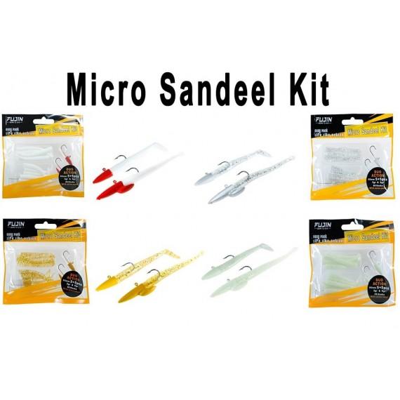 Fujin Micro Sandeel Kit