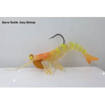 Barra Tackle  Sexy Shrimp Silikon Karides