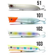FUJIN Elnino EN-130SW 13cm 31.5gr Maket Balık Popper