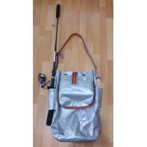 Çok amaçlı balık koyma/taşıma çantası (torbası)