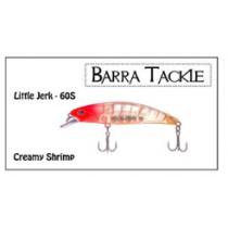 Barra Tackle  Little Jerk 60S