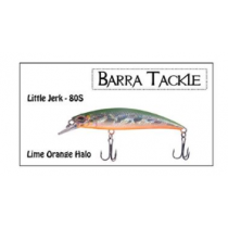 Barra Tackle- Little Jerk 80S