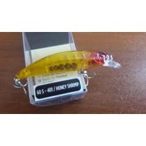 Barra Tackle Little Jerk 60S-401 6cm 5gr Honey Shrimp Levrek Maketi