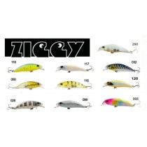 Fujin Ziggy 5cm 3.6gr Maket Balık