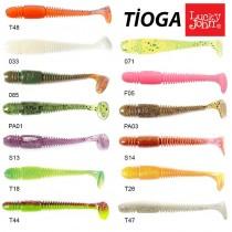 Lucky John Tioga 2.9'' 7.36 cm Silikon Levrek Yemi