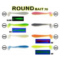Fujin Round Bait 70mm Silikon Balık