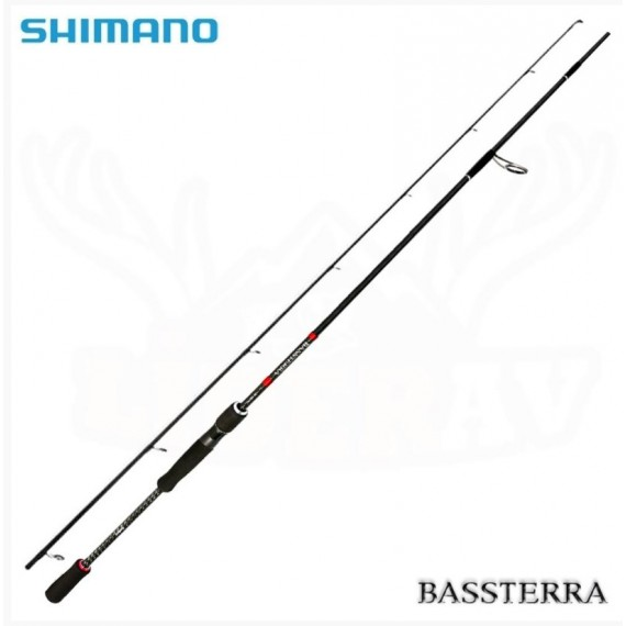 Shimano Bassterra Sea Bass 218 Cm 1-11 Gr Lrf Kamışı