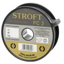 Stroft FC2 0.20 Fluorocarbon Leader (Lider) Misina 50m